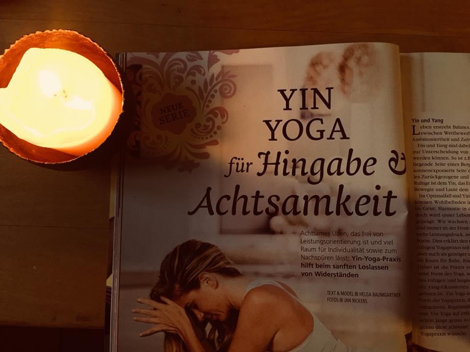 Yoga Aktuell 2017