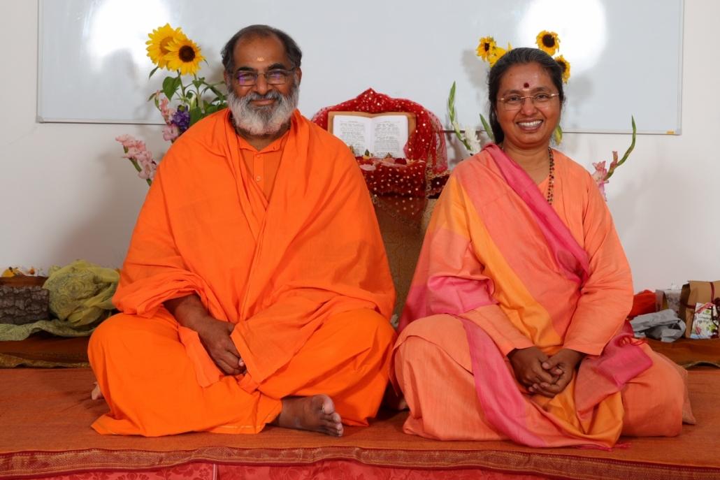 Ammaji&Swamiji